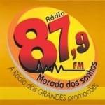 Logo da emissora Rádio Morada dos Sonhos 87.9 FM