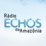 Logo da emissora Rádio Echos da Amazônia