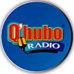 Logo da emissora Q'hubo Radio 1110 AM