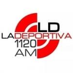 Logo da emissora Radio La Deportiva 1120 AM