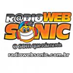 Logo da emissora Rádio Web Sonic