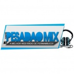 Logo da emissora Rádio Pesadão Mix