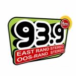 Logo da emissora East Rand Stereo 93.9 FM