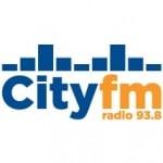 Logo da emissora Radio City 93.8 FM