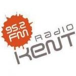 Logo da emissora Rádio Kent 95.2 FM