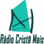 Logo da emissora Rádio Cristã Mais