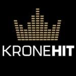 Logo da emissora Rádio Kronehit 105.8 FM