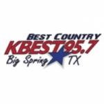 Logo da emissora KBST 95.7 FM