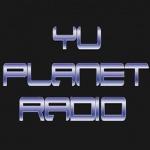 Logo da emissora Rádio Yu Planet FM