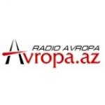 Logo da emissora Rádio Avropa FM