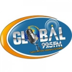 Logo da emissora Radio Global 99.5 FM