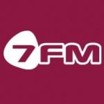 Logo da emissora Rádio 7FM 106.4 FM