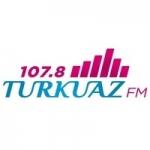Logo da emissora Turkuaz 107.8 FM