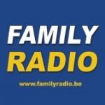 Logo da emissora Rádio Family 105.7 FM