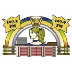 Logo da emissora Rádio Goldies 107.9 FM