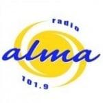 Logo da emissora Rádio Alma 101.9 FM