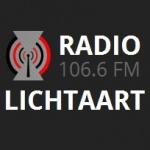 Logo da emissora Rádio Lichtaart 106.6 FM
