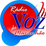 Logo da emissora Rádio Voz do Maranhão