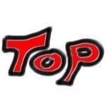 Logo da emissora Rádio Top Brasil