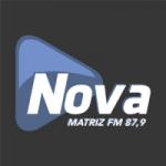 Logo da emissora Radio Matriz 87.9 FM