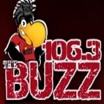 Logo da emissora KBZS 106.3 FM