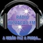 Logo da emissora Rádio Inovação FM