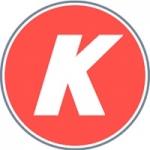 Logo da emissora Radio Kontakt 99.3 FM