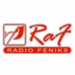 Logo da emissora Rádio Feniks 94.7 FM