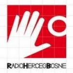 Logo da emissora Rádio Herceg-Bosna 98.1 FM