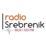Logo da emissora Rádio Srebrenik 90.8 FM
