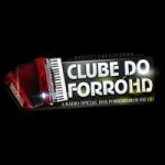 Logo da emissora Rádio Clube do Forró