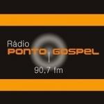 Logo da emissora Rádio Ponto Gospel 90.7 FM