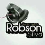 Logo da emissora Robson Silva Rádio Web