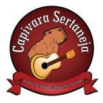 Logo da emissora Rádio Capivara Sertaneja