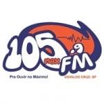 Logo da emissora Rádio Max 105.9 FM