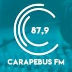 Logo da emissora Radio Carapebus FM 87.9