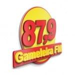 Logo da emissora Rádio Gameleira 87.9 FM