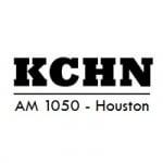 Logo da emissora KCHN 820 AM