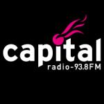 Logo da emissora Rádio Capital 93.8 FM