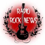 Logo da emissora Rádio Rock News