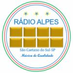 Logo da emissora Rádio Alpes