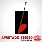 Logo da emissora Radio Apartadó Stereo 103.3 FM
