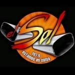 Logo da emissora Rádio El Sol 96.1 FM