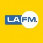 Logo da emissora Radio LA FM 99.7 FM