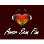 Logo da emissora Rádio Amor Sem Fim