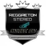 Logo da emissora Radio Reggaeton Stereo FM