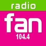 Logo da emissora Radio Fantástica 104.4 FM