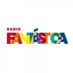 Logo da emissora Radio Fantastica 104.4 FM