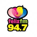 Logo da emissora Rádio Feliz 94.7 FM