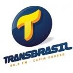Logo da emissora Rádio TransBrasil 90.9 FM